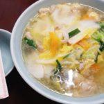 南国市 中華料理「龍潭(りゅうたん)」で五目ラーメン